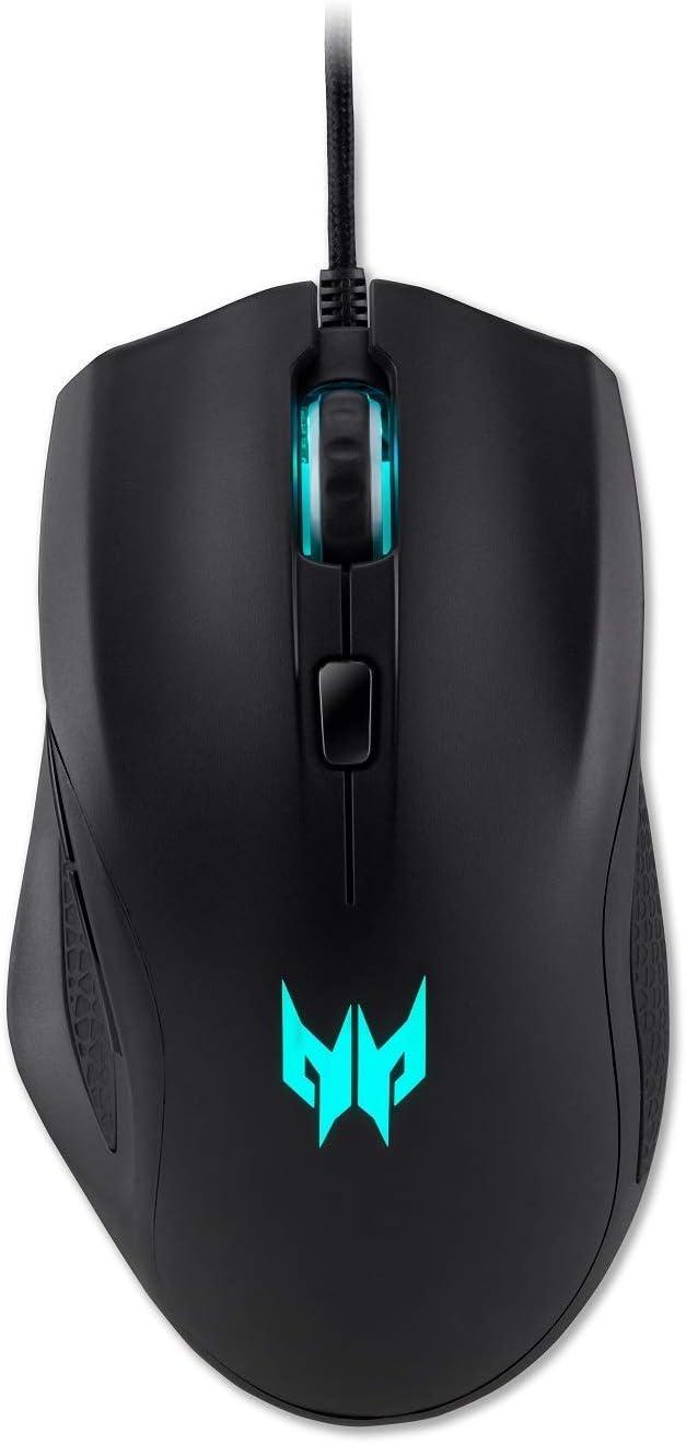 Acer Predator Cestus 320 Gaming Mouse (Renewed)
