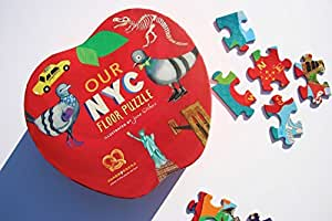 Our NYC Floor Puzzle