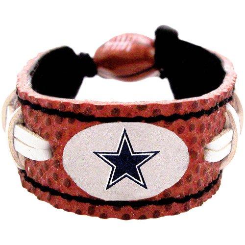 GameWear NFL Dallas Cowboys Classic Football (Football Gamewear Bracelet)