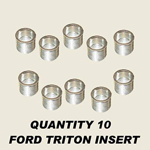 Spark Plug insert p/n 51459 QTY 10 Time-Sert Ford Triton