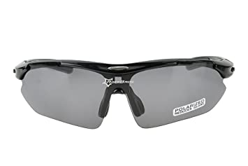 19c6d950328 ROCKBROS 5 In 1 Classic PC Polarized 100% UV Protection Sunglesses With  Shortsighted Frame 5
