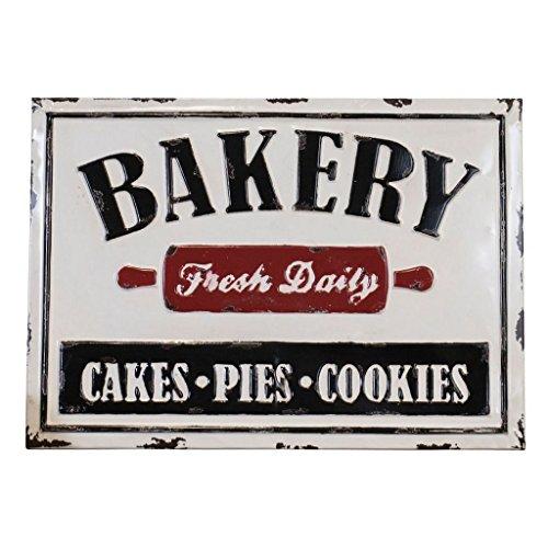metal bakery sign - 3