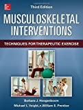 img - for Musculoskeletal Interventions 3/E by Barbara J. Hoogenboom (2014-03-01) book / textbook / text book