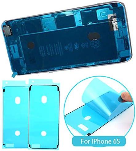 Reemplazo de Adhesivo de reparaci/ón de Pantalla LCD YUYDYU Pantalla Tiras de Cinta Adhesiva Pegamento de Sellado Pegatina precortada Impermeable para iPhone 6s