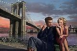 james dean chris consani - Brooklyn Nights Chris Consani James Dean Marilyn Monroe Famous People Places Print Poster 24x36