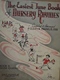 piano EASIEST TUNE BOOK Nursery Rhymes , Franklin Pike offers