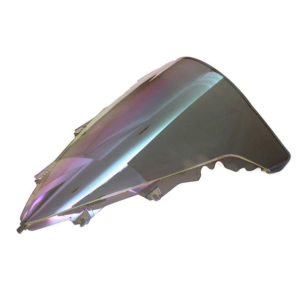 Windshield WindScreen Double Bubble For Yamaha YZF R1 2009-2012 Iridium