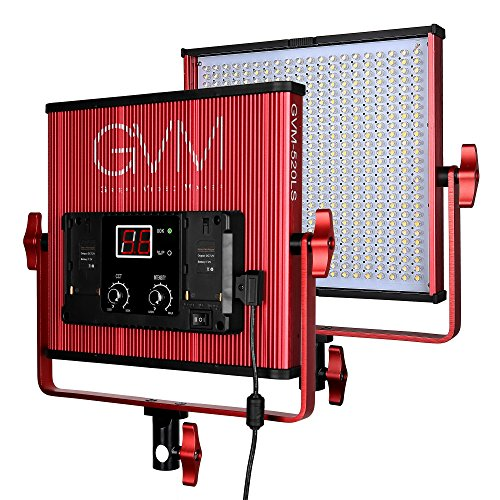 Red Led Light Panel - 3
