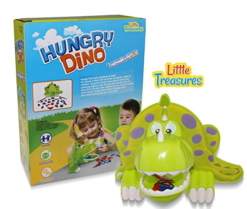 Little Treasures Hungry Dino Game A Challenging Fun Mini