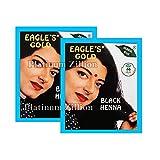 Eagle's Gold - Black Henna Hair Colour / Color