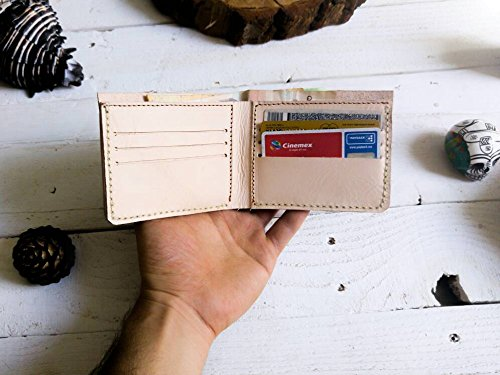 Tan wallet | mens wallet | Gift | without logo| father | boyfriend | card