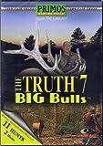 PRIMOS The Truth 7 - Big Bulls ~ Deer Hunting DVD new