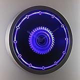 nc0946-b Circular Saw Blade Carpenter Gift Neon Sign LED Wall Clock