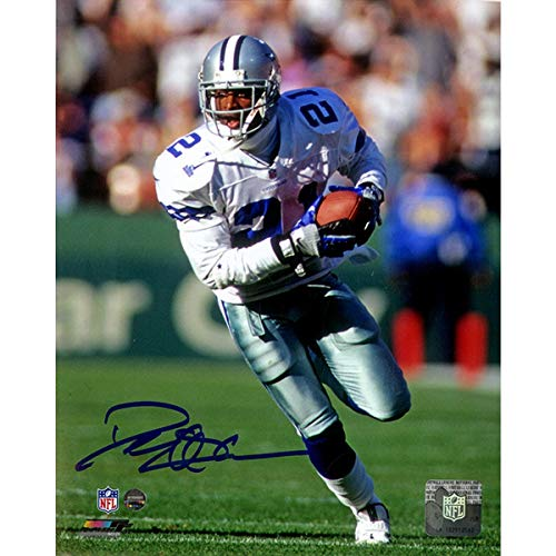 Deion Sanders Autographed Signed Dallas Cowboys 8x10 Photo -
