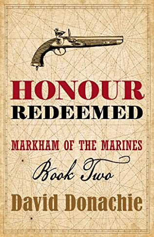 book cover of Honour Redeemed