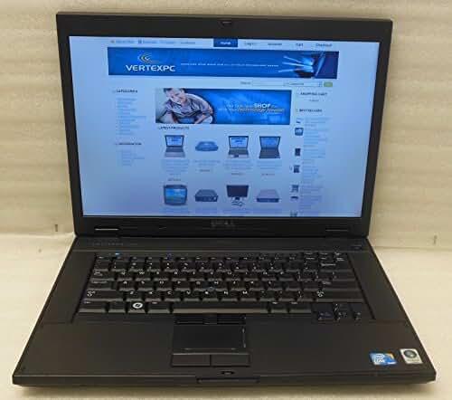 Dell Latitude E5500 160GB Core2 2.66GHz 2GB Wifi Vista DVD/RW