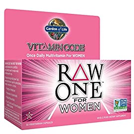 Garden-of-Life-Vegetarian-Multivitamin-Supplement-for-Women-Vitamin-Code-Raw-One-Whole-Food-Vitamin-with-Probiotics