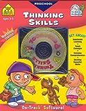 Thinking Skills, School Zone Publishing Interactive Staff, 0887439314