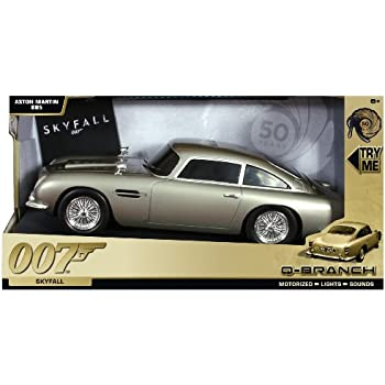 Amazon Com Toy State James Bond Light And Sound Q Branch Bond Car