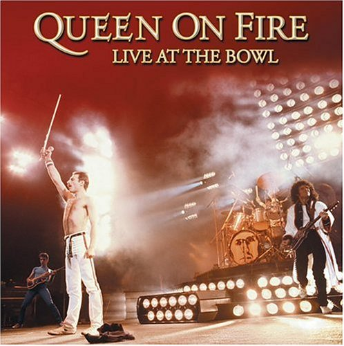 Queen on Fire: Live at the Bowl by Hollywood Records