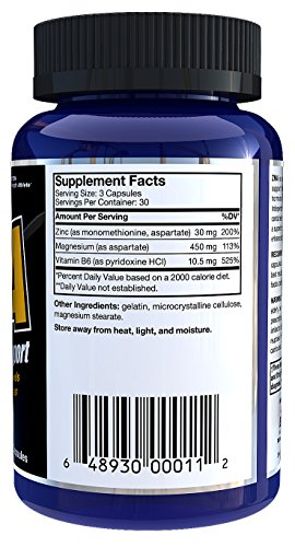 ZMA® 90 capsules