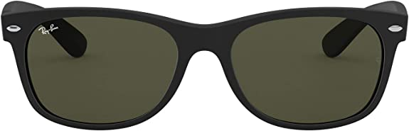 TALLA 52 mm. Ray-Ban New Wayfarer, Gafas de Sol Unisex adulto