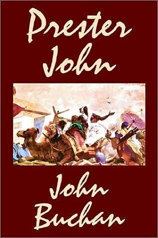 book cover of Prester John