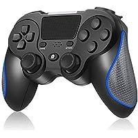 Controlador sem fio para Playstation 4 / Pro/Slim/PC, Gamepad sem fio RegeMoudal para PS4 Joystick de bateria…