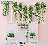 PARTY JOY 86.4FT 960Leaves Artificial Ivy Leaf