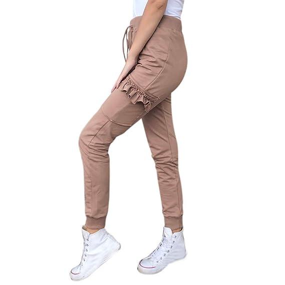 0201ea1b8d6cf9 Produp Damenmode Beiläufige Kurze Hosen Lässige Bilaterale Spitze Denim  Hohe Taille Shorts Sexy Hosen Mini Jeans