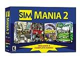 Sim Mania 2: SimCity 3000, Sim Theme Park, Sim Coaster, and Sid Meier's Sim Golf