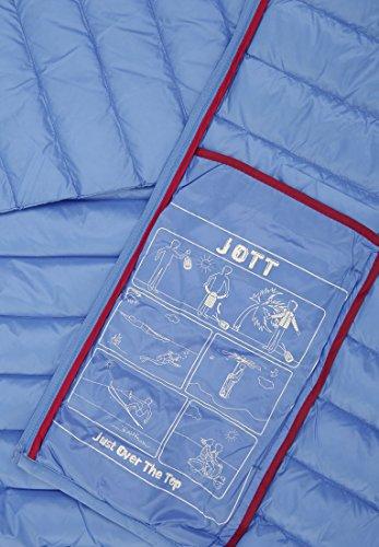 Jacket Men's Jott Sleeve Long Bleu Plain Imperial Down qBdwXndrv