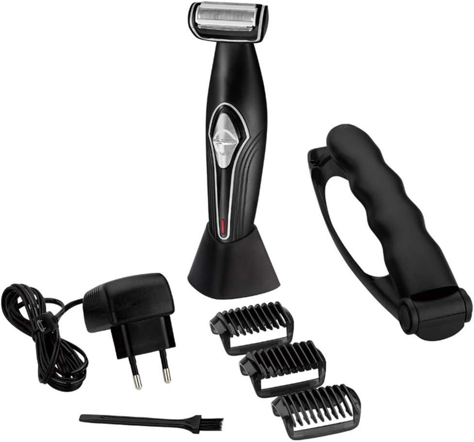 Afeitadora Electrica Hombre, Barbero Electrico Recortador de Barba ...