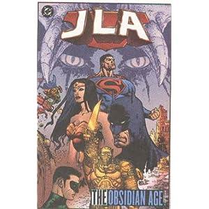 JLA: The Obsidian Age, Book Two Joe Kelly