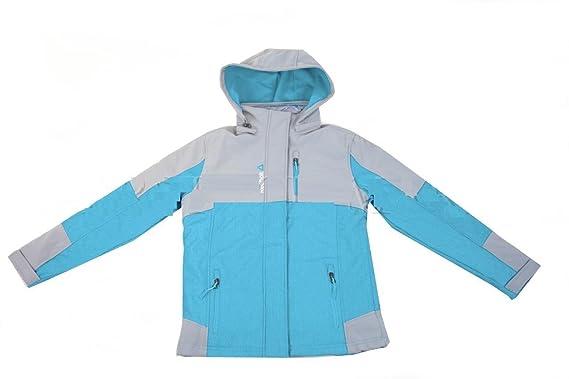 6421b145d587 Amazon.com  Reebok 2-In-1 Hooded Jacket For Boys Detachable Hood ...