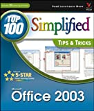 Office 2003, Sherry Willard Kinkoph, 0764541307
