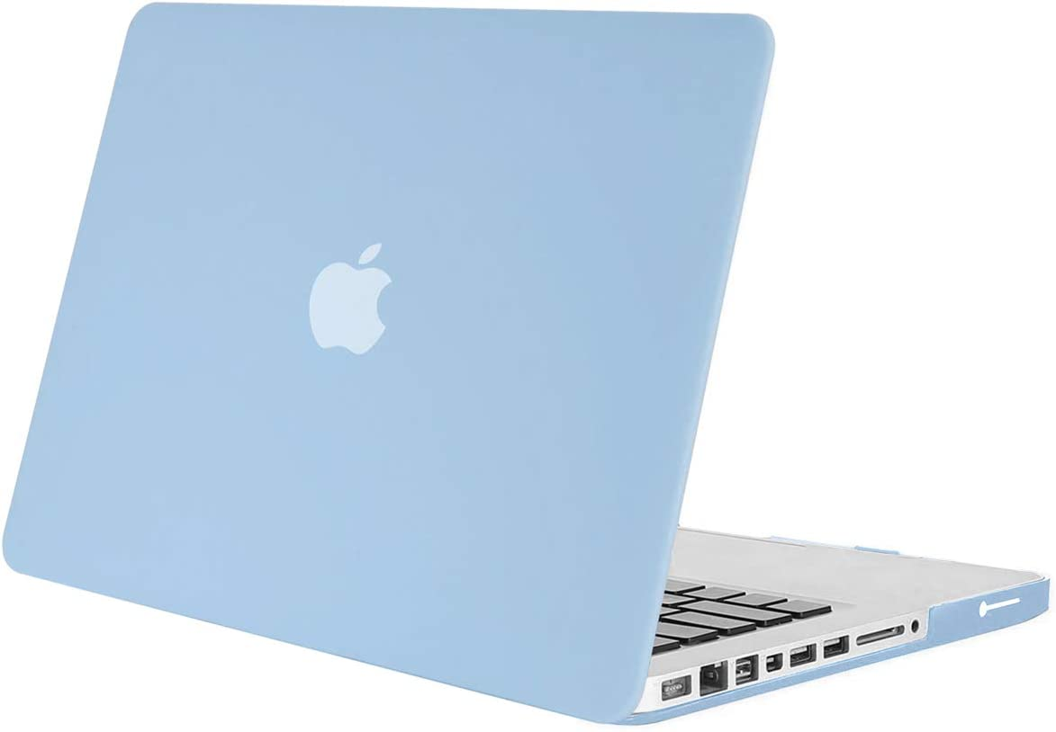 Funda Para Macbook Pro 13 A1278 Early 2012/2011/2010 celeste