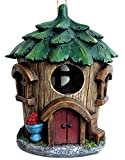 Harmony Fountains The Bright Tree House 9″ Birdhouse – Quaint Woodsy House. HF-BH-002 by Review