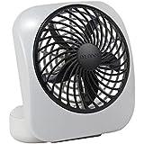 O2cool FD05004 Battery-Powered Personal Fan, 5-In.