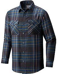 Trekkin Flannel long Sleeve Shirt - Men's