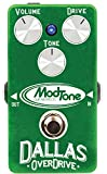 ModTone Guitar Effects MT-DO Dallas Overdrive Guitar Effects Pedal