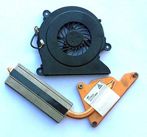 Ventola di raffreddamento della CPU per Laptop Clevo M760 S410 parte di ricambio
