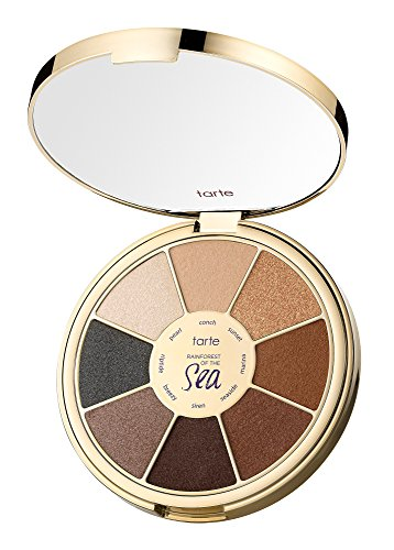 Tarte Rainforest Of The Sea Eyeshadow Palette Vol. II...
