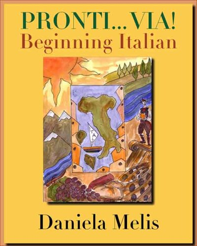 Pronti...Via!: Beginning Italian (Yale Language Series)