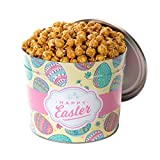 Popcornopolis Gourmet Popcorn 1.26 Gallon Tin (Easter)