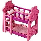Badger Basket Hearts Doll Bunk Bed