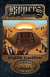 Rippers Resurrected Frightful Expeditions Limited Edition (Hardcover, S2P10323LE)