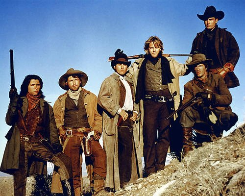 Young Guns Featuring Emilio Estevez, Kiefer Sutherland, Lou Diamond Phillips, Charlie Sheen, Dermot Mulroney, Casey Siemaszko 11