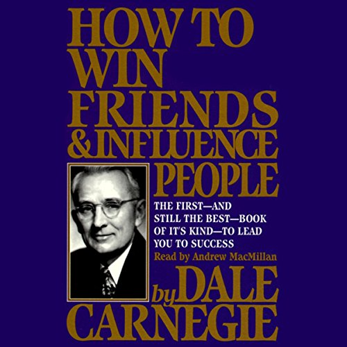 How to Win Friends & Influence People Audiobook [Free Download by Trial] thumbnail