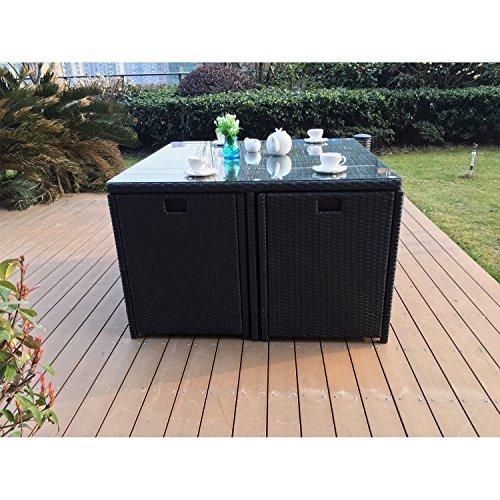 Amazon.de: Mein Fabrik lsr 310 bk/G 4 C Das Vito Lounge Garten